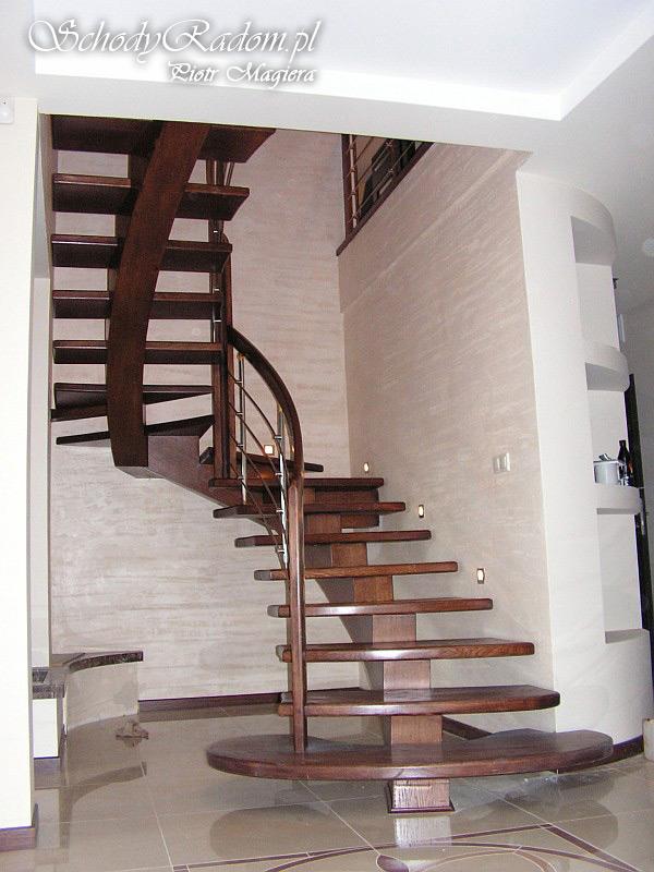 Zabiegowe schody